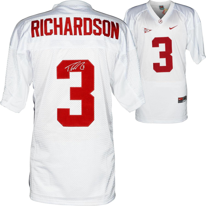 Trent Richardson Alabama Crimson Tide Autographed Jersey ...