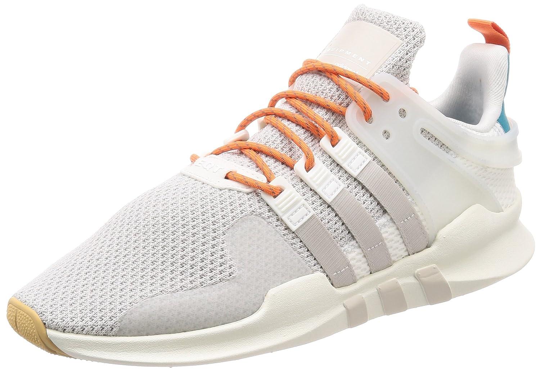 Blanc Cassé (blanc Tint S18 Chalk Pearl S18 Gum 3) adidas EQT Support ADV Summer, Chaussures de Gymnastique Homme 36 2 3 EU