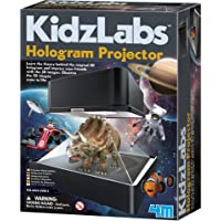 4M 3809 3D Dinosaur Hologram Projector Kids Science Kit