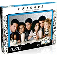 Friends Milkshake 1000 Pc Jigsaw Puzzle