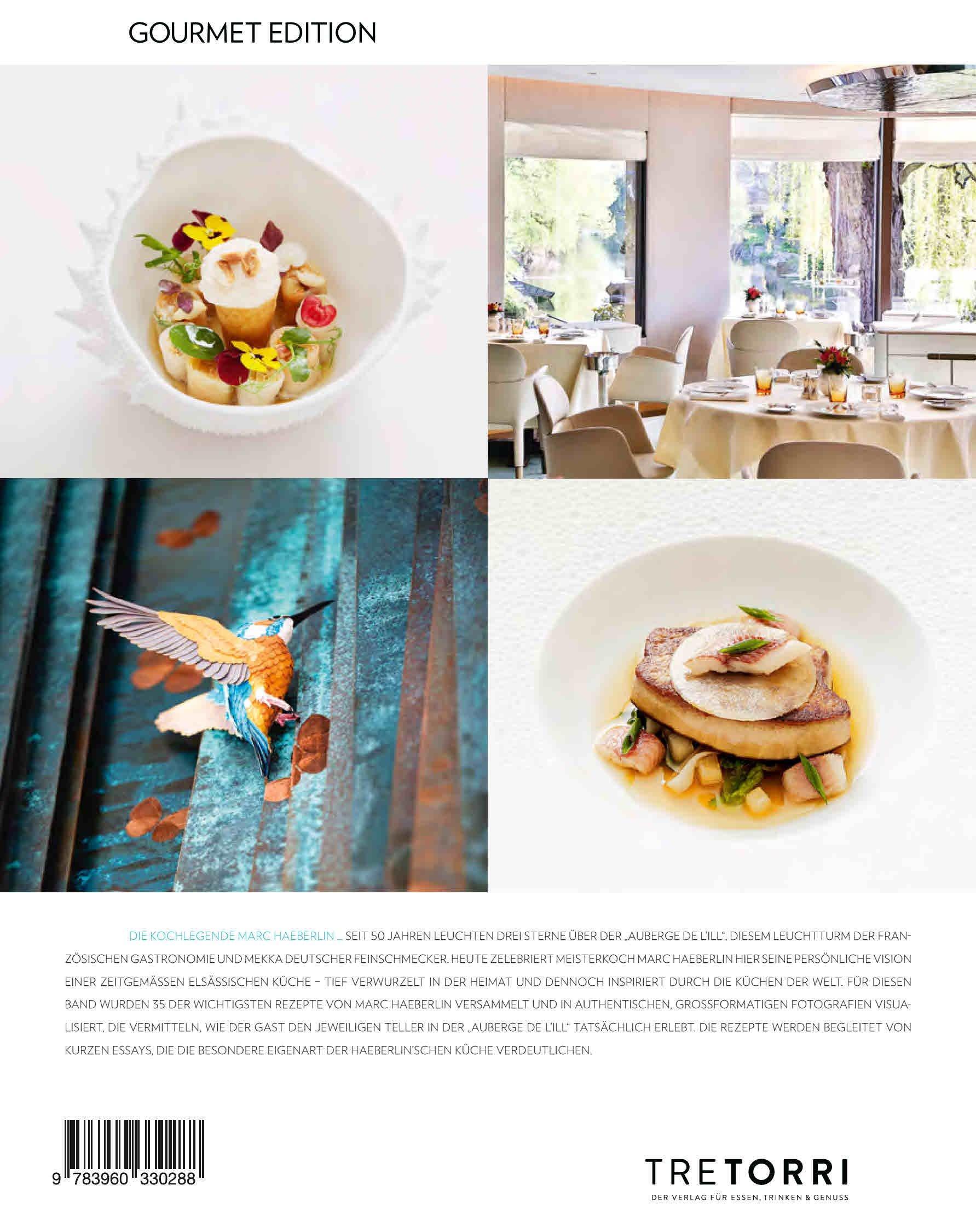 SZ Gourmet Edition: Die Kochlegende Marc Haeberlin: Marc Haeberlin ...