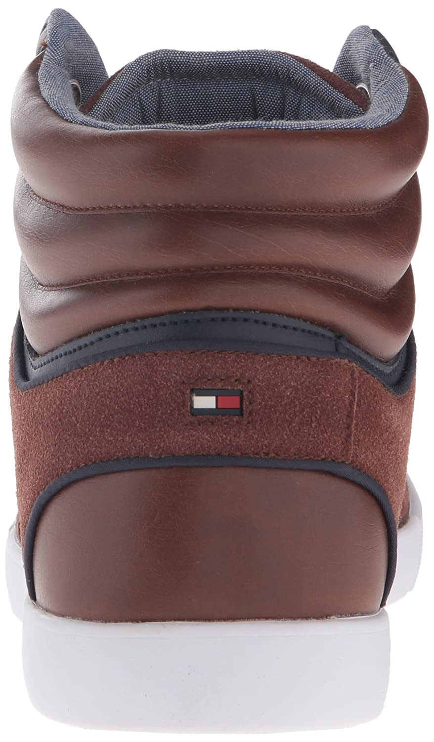 Tommy Hilfiger Men's Tappan Fashion Sneaker, Brown, 10. 5 M US: Buy Online  at Low Prices in India - Amazon.in