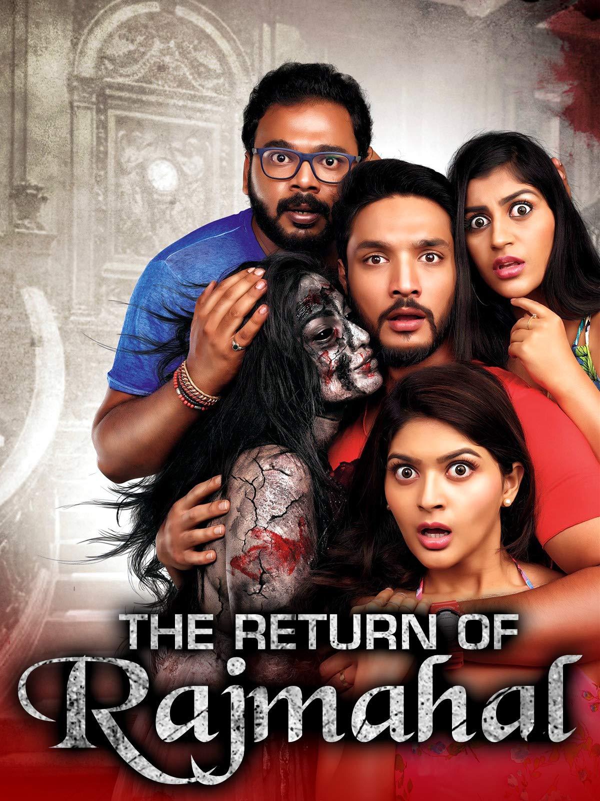 The Return Of Rajmahal (IAMK) 2021 Hindi Dubbed ORG 720p HDRip 850MB Download