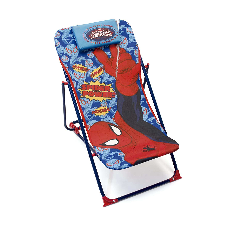 Spiderman 709462cilena per bambini metallo blu 61x 43x 66cm Arditex Arditex_SM9462