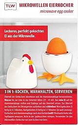 mikrowellen eierkocher eierbecher eierw rmer aluminium alu. Black Bedroom Furniture Sets. Home Design Ideas