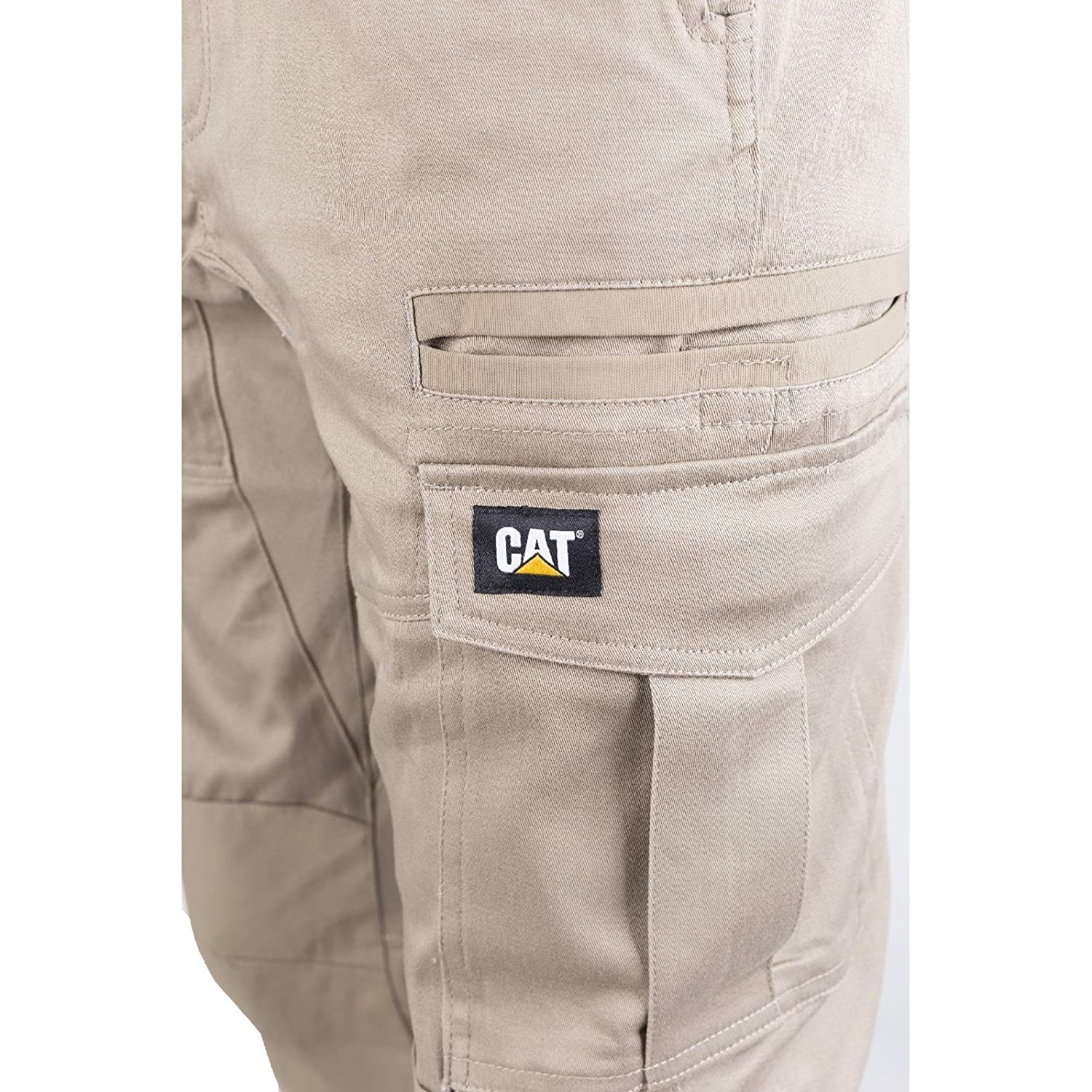 Caterpillar CAT Workwear Mens Dynamic Lightweight Industrial Work Pants Trousers