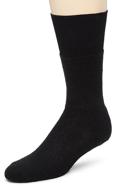 1ed47b18e238 Thorlos Unisex TWD Western Dress Padded Over the Calf Sock at Amazon Men's  Clothing store: Casual Socks