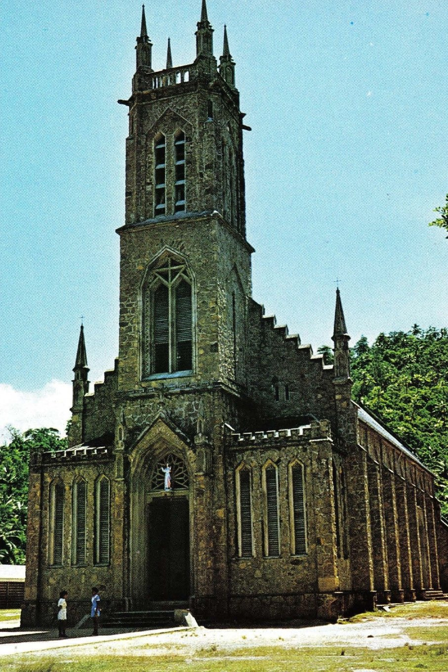 St Francis Church Mahe Seychelles in Africa Journal: Take Notes, Write Down Memories in this 150 Page Lined Journal ebook