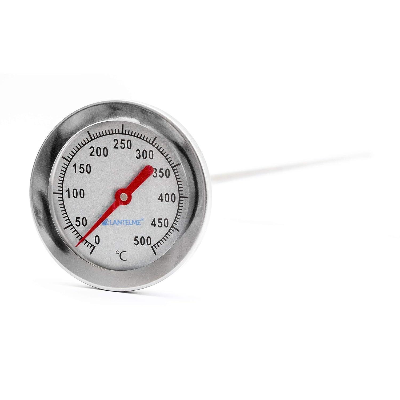 Lantelme 3114 500 °C grados, 50 cm, bimetal, horno, cocinar Horno ...