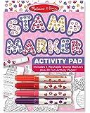 Melissa & Doug Stamp Marker Activity Pad, Multi Color