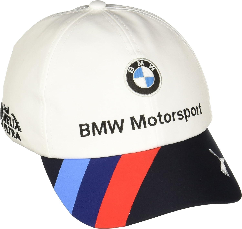 Gorra BMW Motorsport Oficial Equipo Azul: Amazon.es: Deportes y ...
