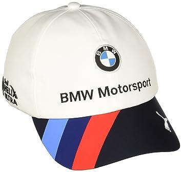 Gorra BMW Motorsport Oficial Equipo Azul: Amazon.es: Deportes y aire libre