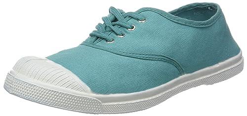 Bensimon Tennis Lacet, Zapatillas para Mujer: Amazon.es: Zapatos y complementos