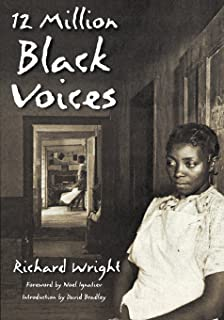 American hunger richard wright 9780060147686 amazon books 12 million black voices 12 million black voices richard wright fandeluxe Images