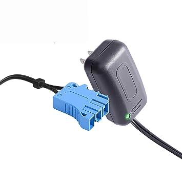 Amazon.com: PWR - Cargador de batería para Peg Perego John ...
