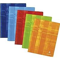 Clairefontaine 3381C - Cuaderno, 24 x 32 cm, 72 hojas, colores surtidos [1 pieza]