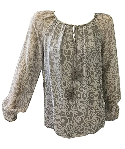 Milano Italy - Camisas - Paisley - para mujer