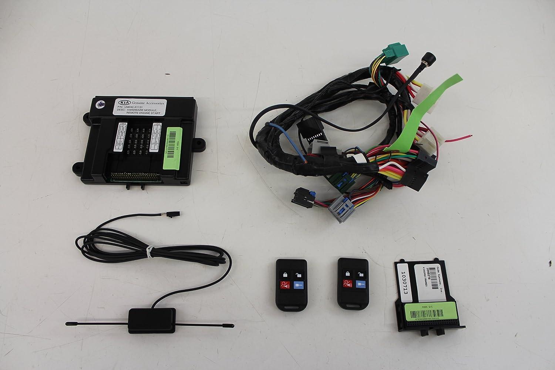 Amazon.com: Genuine Kia Accessories UC050-AY130 Remote Start for Kia ...