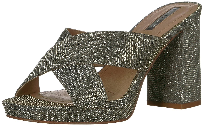Tahari Women's Posey High Heeled Sandal B01MUF00QX 7 B(M) US|Multi Sparkle