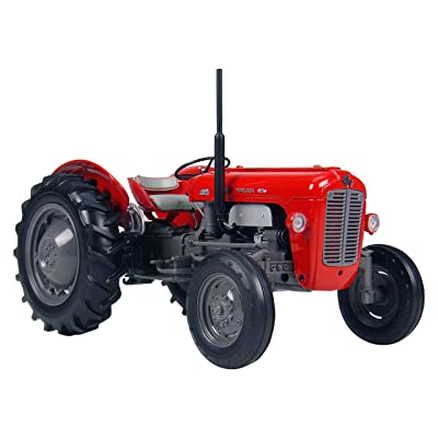 Massey Ferguson Universal Hobbies - Uh4141 35 Tractor 1:16 Scale: Toys & Games