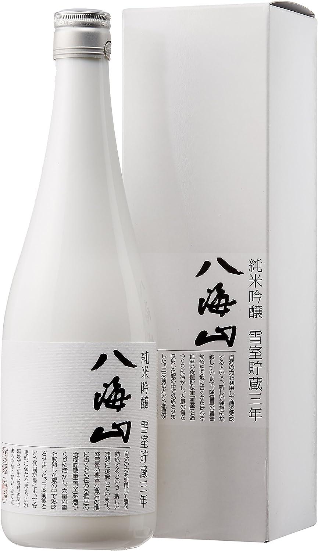 純米吟醸八海山 雪室貯蔵三年