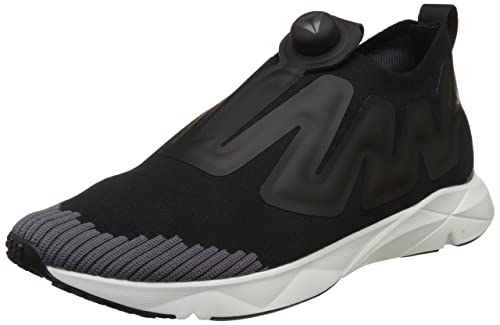 Reebok Men s Pump Supreme Ultk Black Ash Grey Chalk Running Shoes - 7  UK India (40.5 EU) (8 US)(CN1235)  Buy Online at Low Prices in India -  Amazon.in 54c74344e
