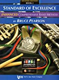 PW22TP - Standard of Excellence Enhanced Book 2 - Trumpet/Cornet