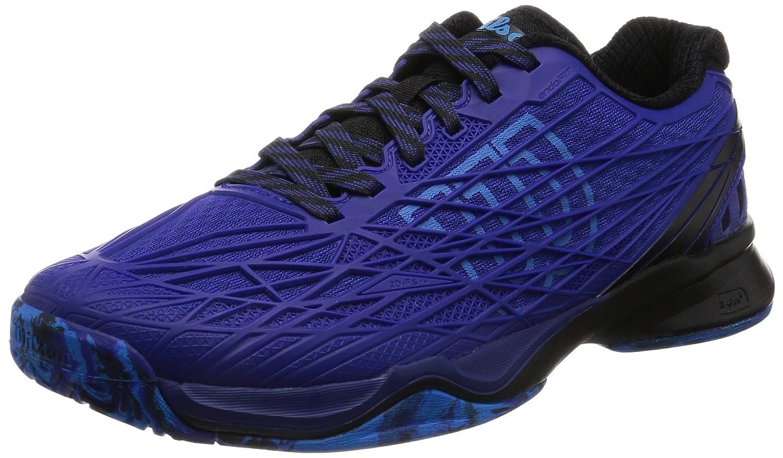 [ウイルソン] テニスシューズ  WRS322360U070 B06XKYW1Y6 25.5 cm E スペクトラムブルーxブラックxブリリアントブルー