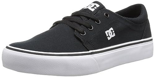 DC Shoes Trase TX - Zapatillas Bajas para Niño  DC Shoes  Amazon.es  Zapatos  y complementos 59fb01b1776