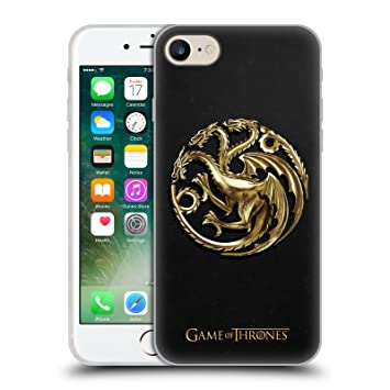 coque iphone 8 silicone game of thrones