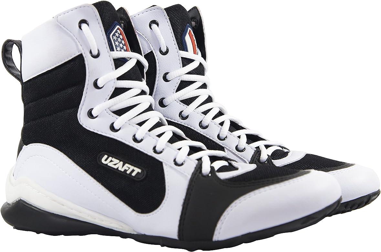 Uzafit Phoenix Bodybuilding Weightlifting CrossFit Boxing Shoe