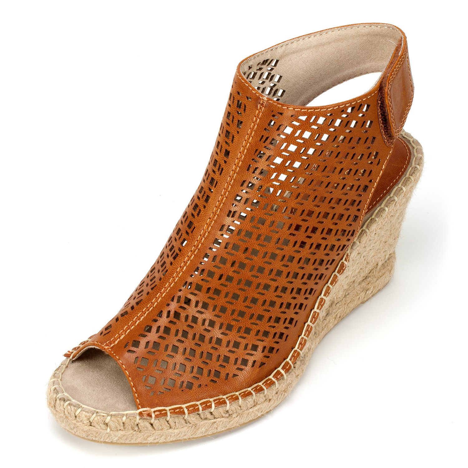 fly com yehi page comfortable perforated ankle qvc london leather product strap wedges comforter most