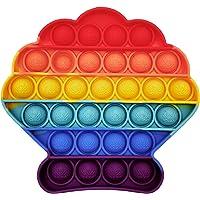 GreenBee Pop it Fidget Toy - Push Pop it Antiestres Niños - Push Pop Bubble Fidget Juguetes Antiestres - Sensorial…