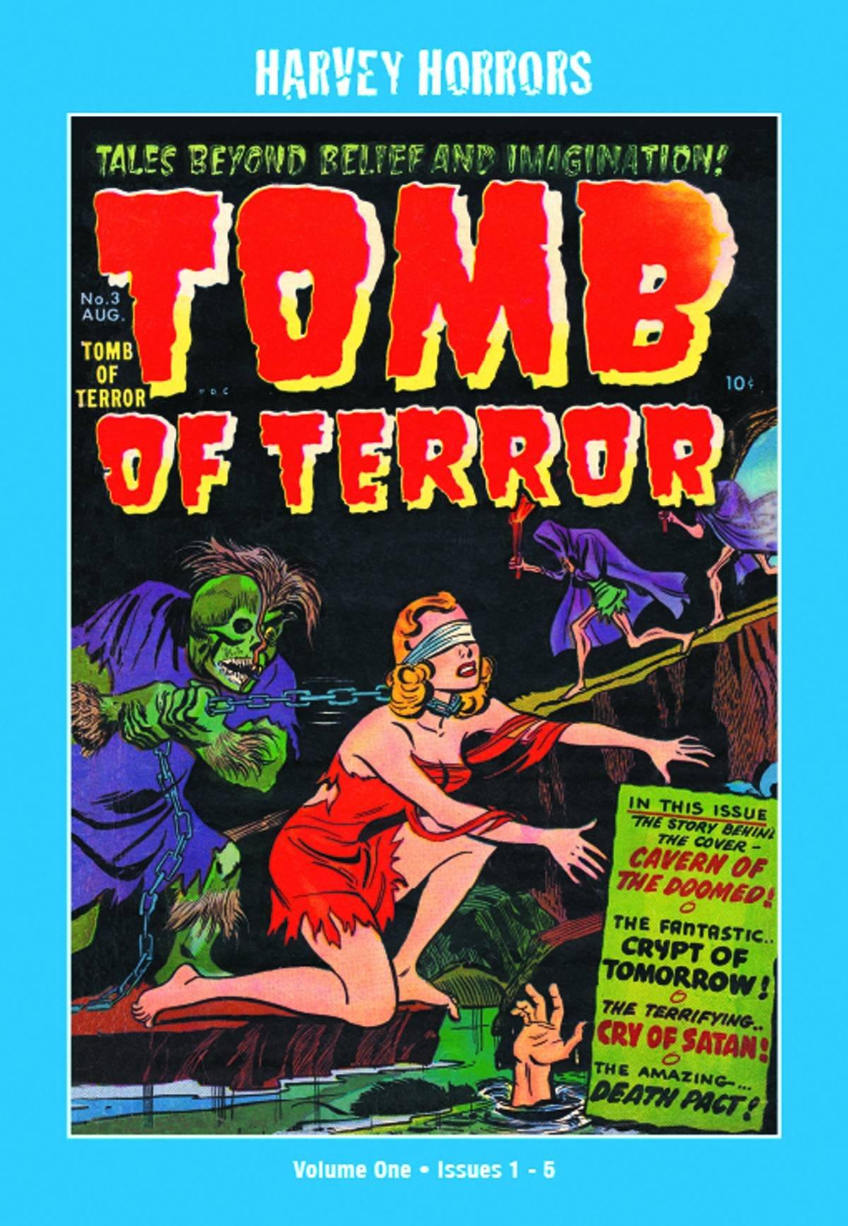 Tomb of Terror: #1: Harvey Horrors Softies pdf epub