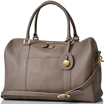 a5cd6ae7d81ae PacaPod Firenze Latte Designer Baby Changing Bag - Luxury Leather 3 in 1  Organising System