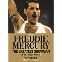 Freddie Mercury - The Greatest Showman (2Dvd) [NTSC]
