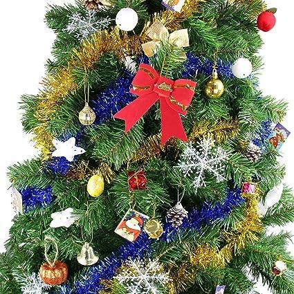 aszune christmas ornaments set for christmas tree decoration red shatterproof christmas balls xmas hanging ornament