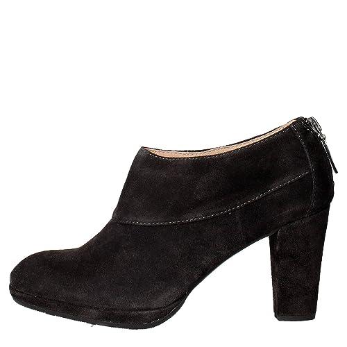 105320 Mujer Zapatos Y Con Amazon Stonefly Botines Tacones H77 es gCqxvwBv
