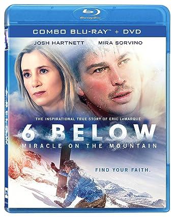 6 Below Miracle On The Mountain Blu Ray