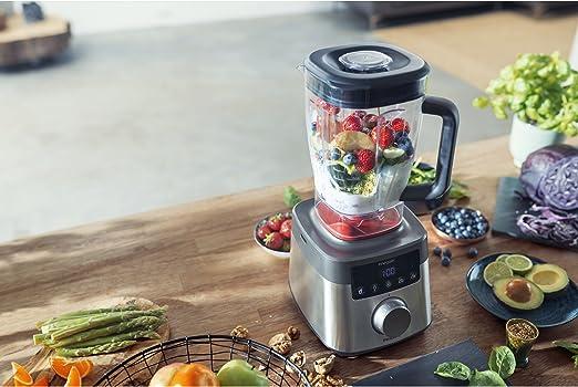 Philips Innergizer HR3865/00 - Licuadora batidora de alta velocidad, 45.000 revoluciones por minuto para liberar los nutrientes: Amazon.es: Hogar