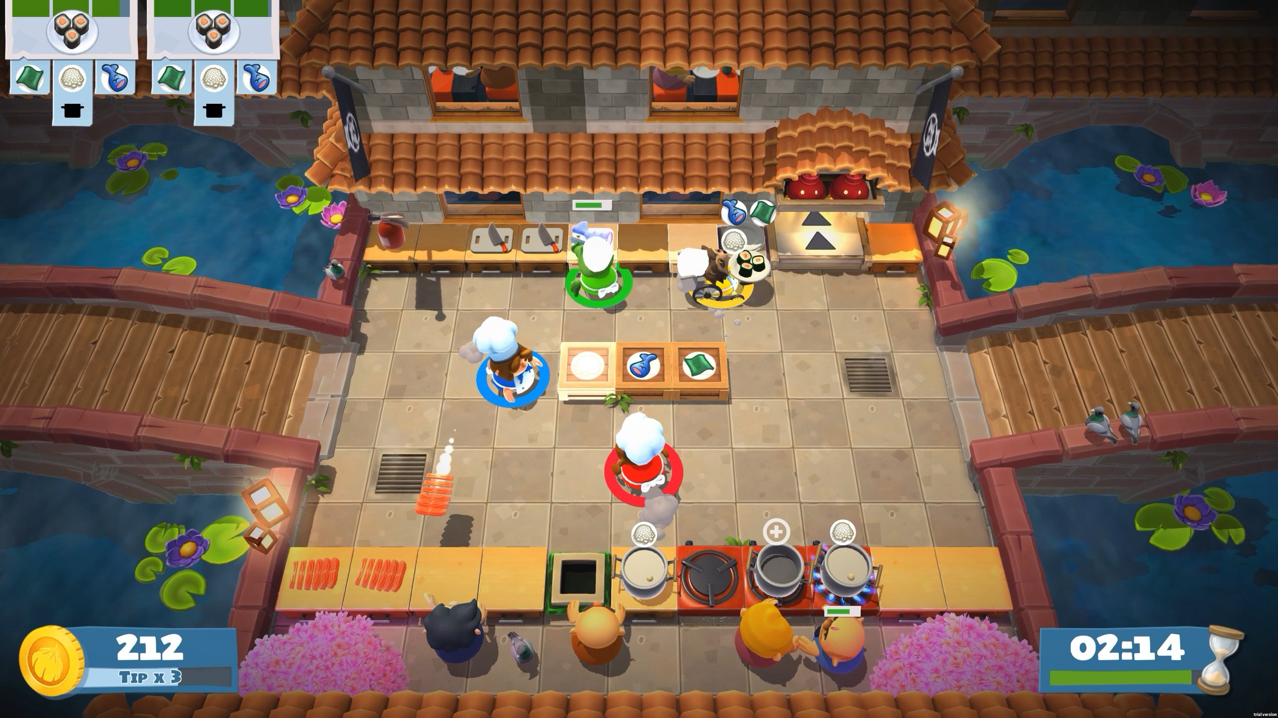 Overcooked! 2 - Nintendo Switch by Sold Out (Image #6)