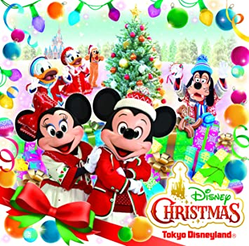 Amazon 東京ディズニーランド ディズニークリスマス 2018