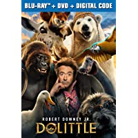 Dolittle (Bilingual) [Blu-ray]