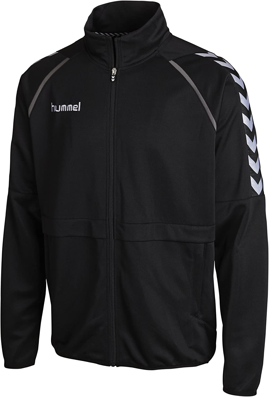hummel Trainingsjacke Stay Authentic Poly Jacket - Prenda: Amazon ...