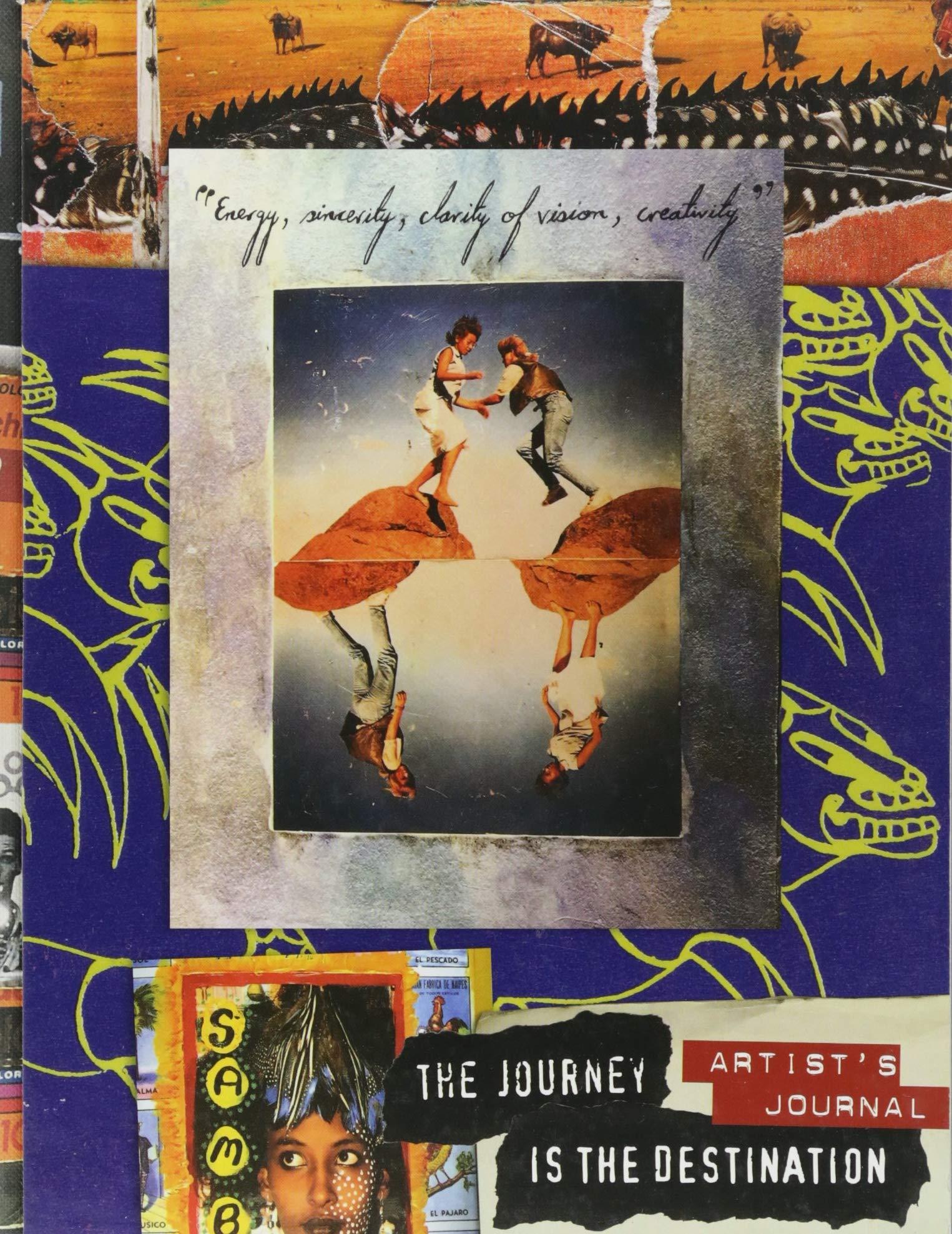 The Journey Is the Destination Artist's Journal pdf epub