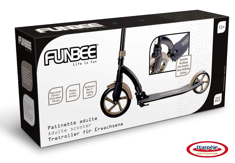 Funbee- Patinete Juegos (Darpeje OFUN281): Amazon.es ...