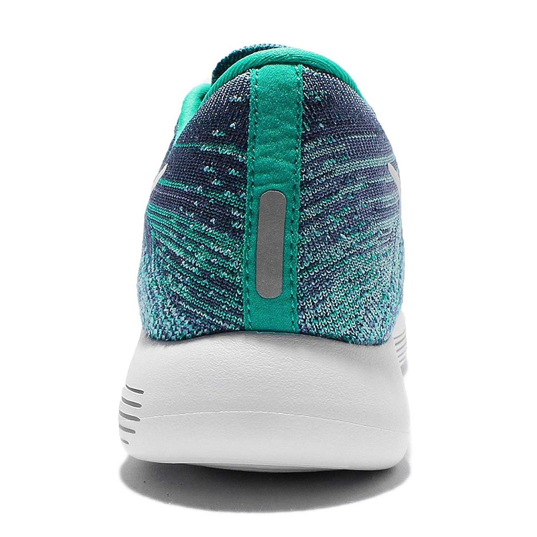 NIKE Women's Lunarepic Low Flyknit Running Shoes B01L39FCS6 6.5 B(M) US Clear Jade/White/Ocean Fog/Blue Cap