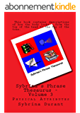 Sybrina's Phrase Thesaurus: Volume 3 - Physical Attributes (English Edition)