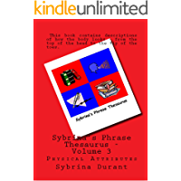 Sybrina's Phrase Thesaurus: Volume 3 - Physical Attributes