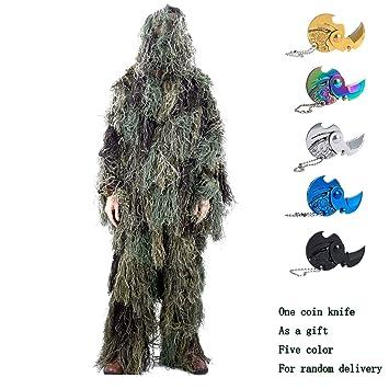 Amazon.com: boknight trajes – ejército francotirador Militar ...